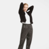 Carissima Leuven Maxmara Leisure Leather Trouser