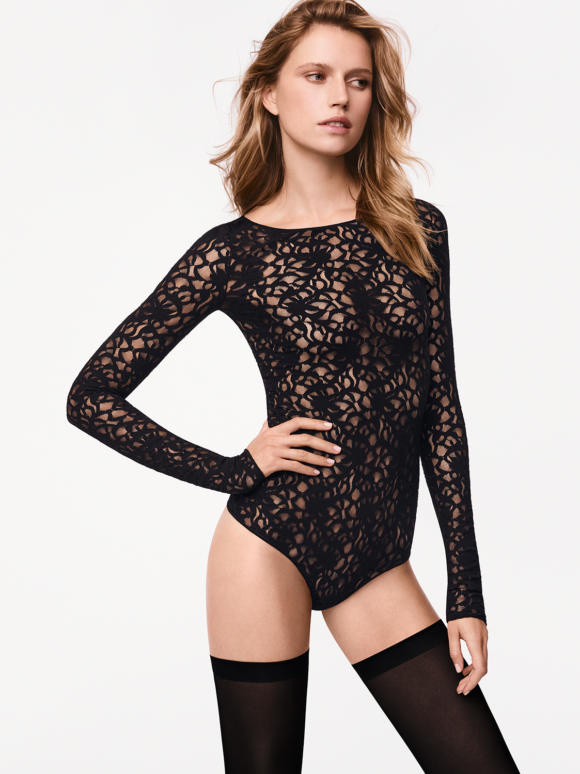 Carissima Leuven Wolford Kleding Body Winter 2017 79123 7005 100 001 B M Ws